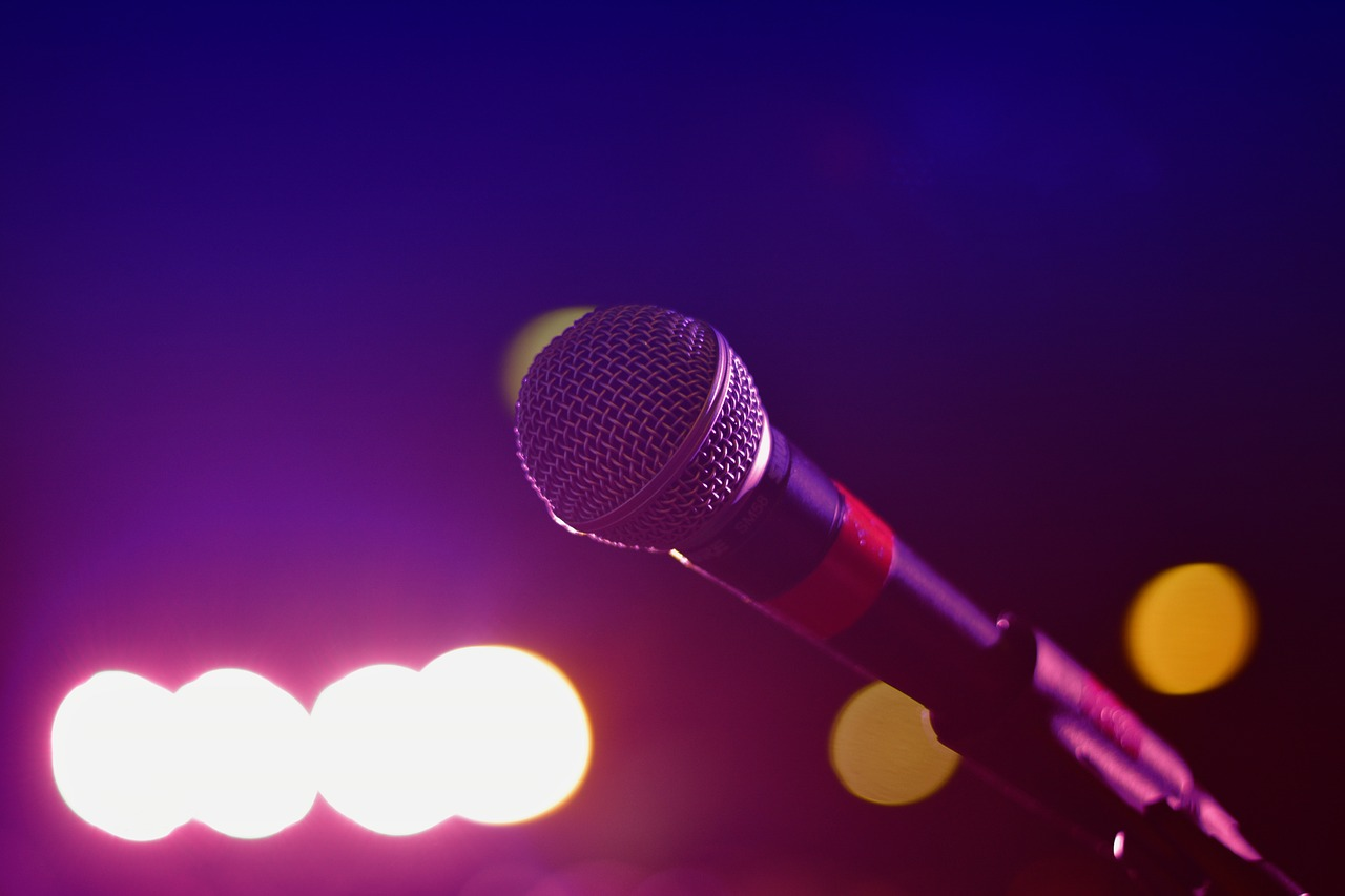 6 Fun Karaoke Facts That Will Make You Want to Sing with AWCC
