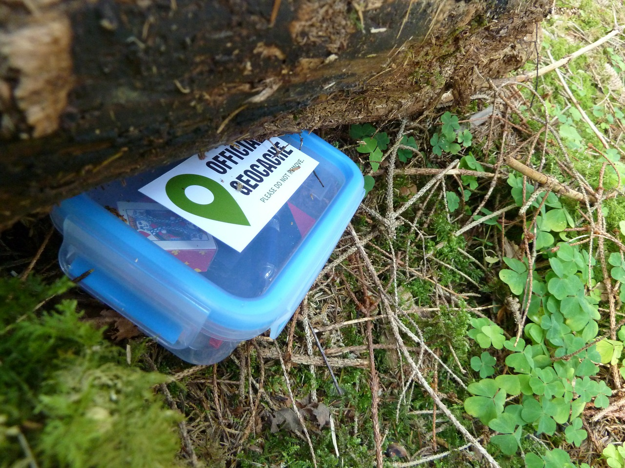 How to Make Your Own Geocache